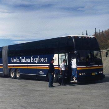 Alaska & Yukon Explorer Tour Package