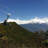 Zip Flyer Adventure Day Tour Package