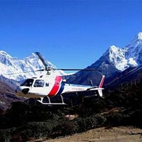 Nepal Helicopter Day Tour Package