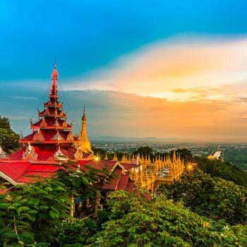 Honeymooners' Tour Myanmar