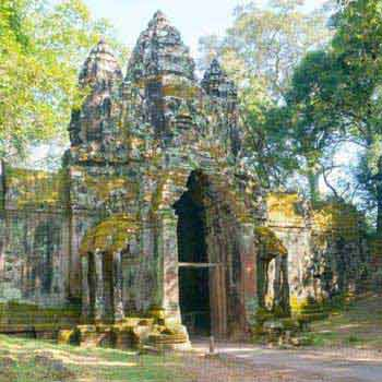 Angkor By Bike Adventure Tour