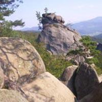 Dovbush Rocks Package