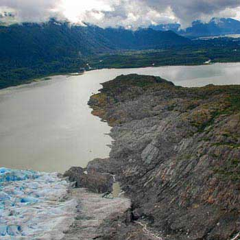 Glacier Adventure Hike Private Tour Package