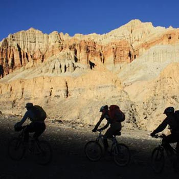 Kathmandu Biking Day Tour