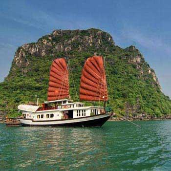 Grayline Cruise Halong Bay Tour
