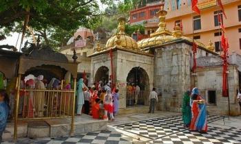 Pilgrimage Tour of Chintpurni Ji ,Jawala Ji, Kangra By Cab