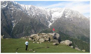 Customized Dharamshala Trekking Camp  Tour