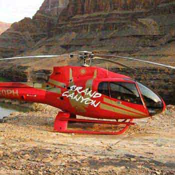 Grand Canyon Heli-eldorado Atv Tour