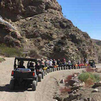 Majestic Eldorado Canyon Extended ATV Tour