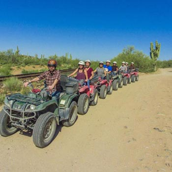 Desert Adventure ATV Tour
