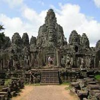 Exploring Angkor Day Tour