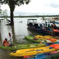 Exploring Mekong Kayaking & Camping Tour