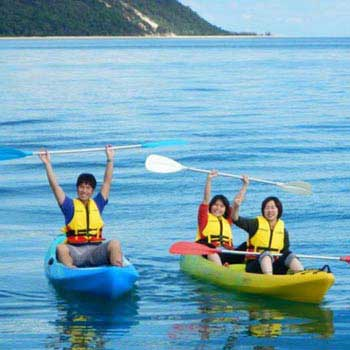 Moreton Island R&R Getaway Package