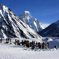 K2 Base Camp Trek Package