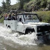 South Pakistan Jeep Safari Package