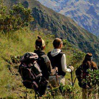 Ancascocha Trek Machu Picchu Package
