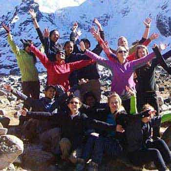 Salkantay Trekking 4 Days Package