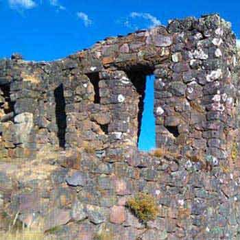 Inca Quarry Trail Package