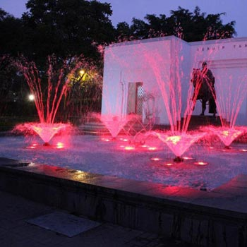 Tour to the Sources of Magical Circuit of Water in Lima ½ Day