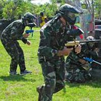 Bali Paintball Package