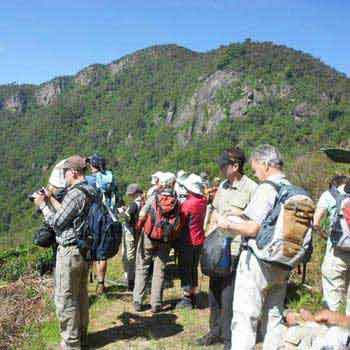 Offered Hiking Tours Package