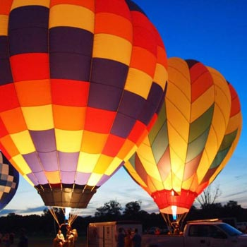 Hot Air Balloon Package