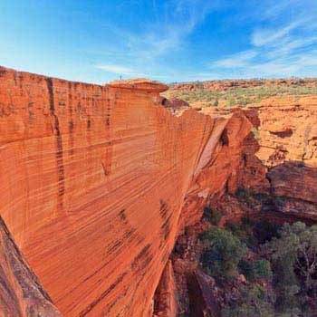 Adventure to Ayers Rock, Olgas, Kings Canyon Package