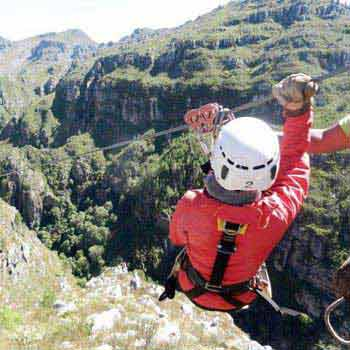 Canopy Tour Grabouw Package