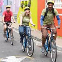 Cape Town City Cycle Package