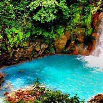Volcanoes, Rivers, and Rain Forests of Costa Rica Tour