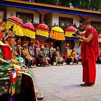 Kailash Saga Dawa Festival Tour