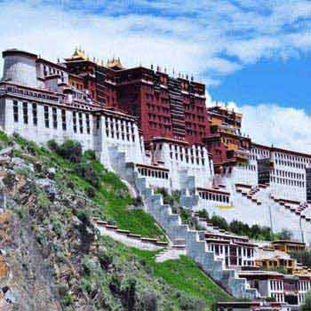 Trip to Holy Lhasa Tour