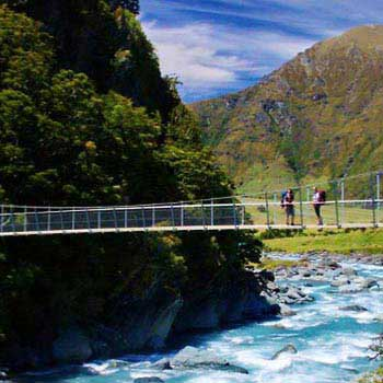 Ultimate South Island Adventure Tour