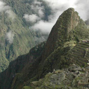 Canyons, Condors and Machu Picchu By Bike Tour
