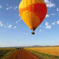 Hot Air Port Douglas – 1-Hour Sunrise Flight Package
