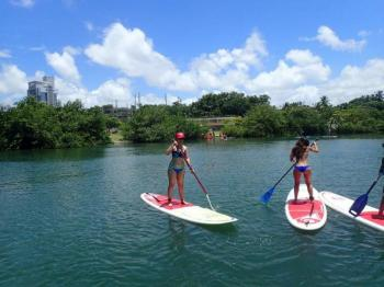Paddleboard Rental Tour