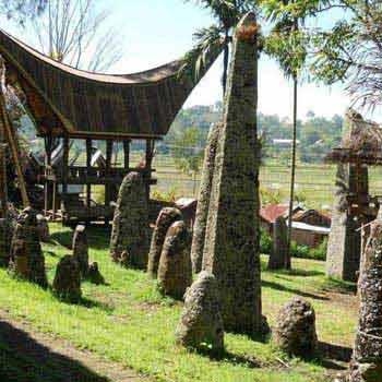 Sulawesi Overland Tours Package