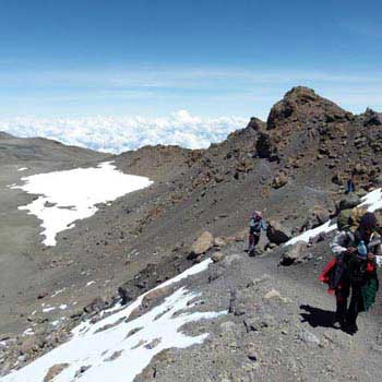 7-day Machame Route Group Package
