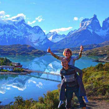 Patagonia Traditional W Trek in Torres Del Paine Package