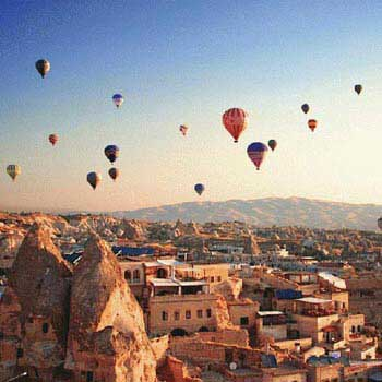 Spectacle Cappadocia Package