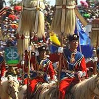 Galloping in the Gobi and Khangai Package