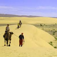 Sound of the Gobi Package