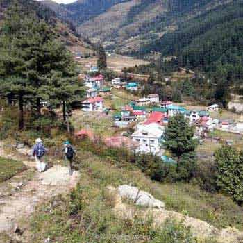 Jiri Everest Base Camp Trekking Package