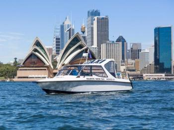 Sydney City Luxury Charter Half Day