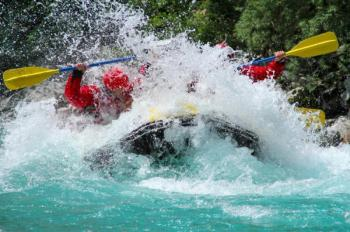 Bhote Koshi River Rafting Package