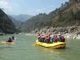 Trishuli River Rafting Package