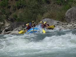 Karnali River Rafting Package