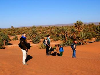 An Exciting Family Adventure Holiday On the Arabian Sea & Desert Package