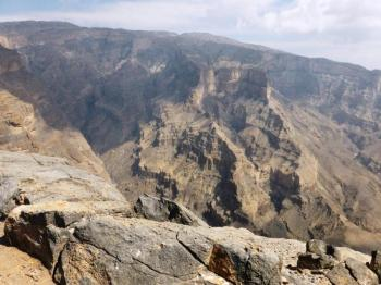 Jebel Shams Grand Canyon, Misfah – Full Day Tour Oman Package