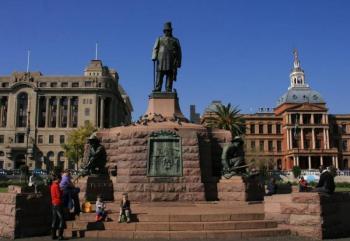 Johannesburg City and Pretoria City Tour Package